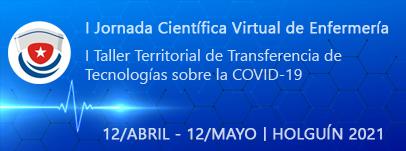 I Jornada Científica Virtual de Enfermería. Holguín 2021